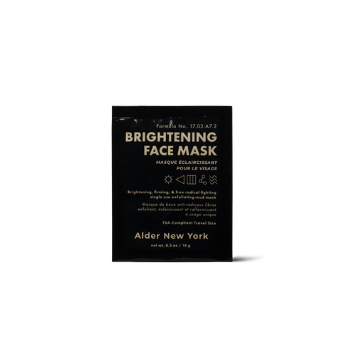 Brightening Single Use Face Mask (14 gr)