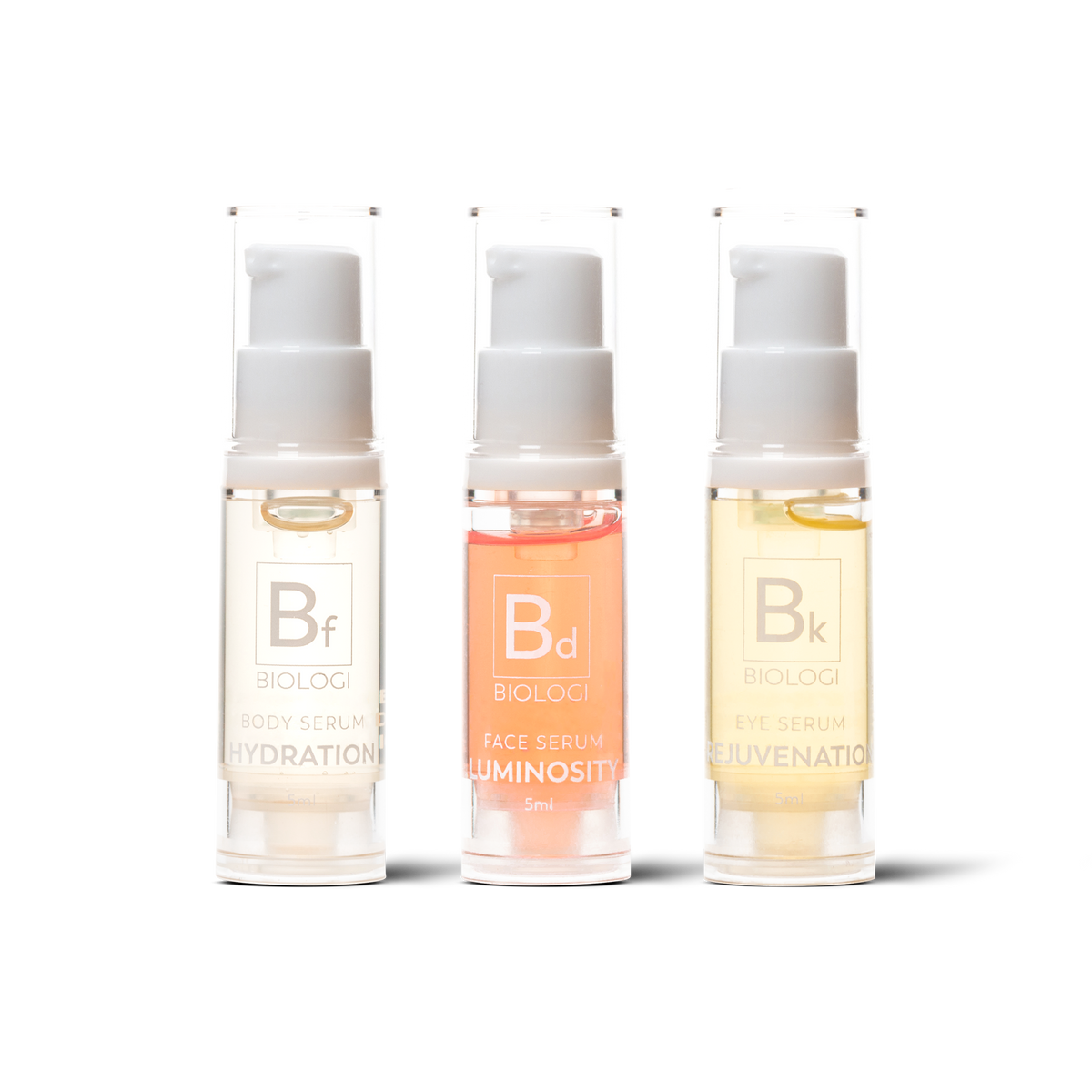 Save My Skin Bundle (3x5ml)