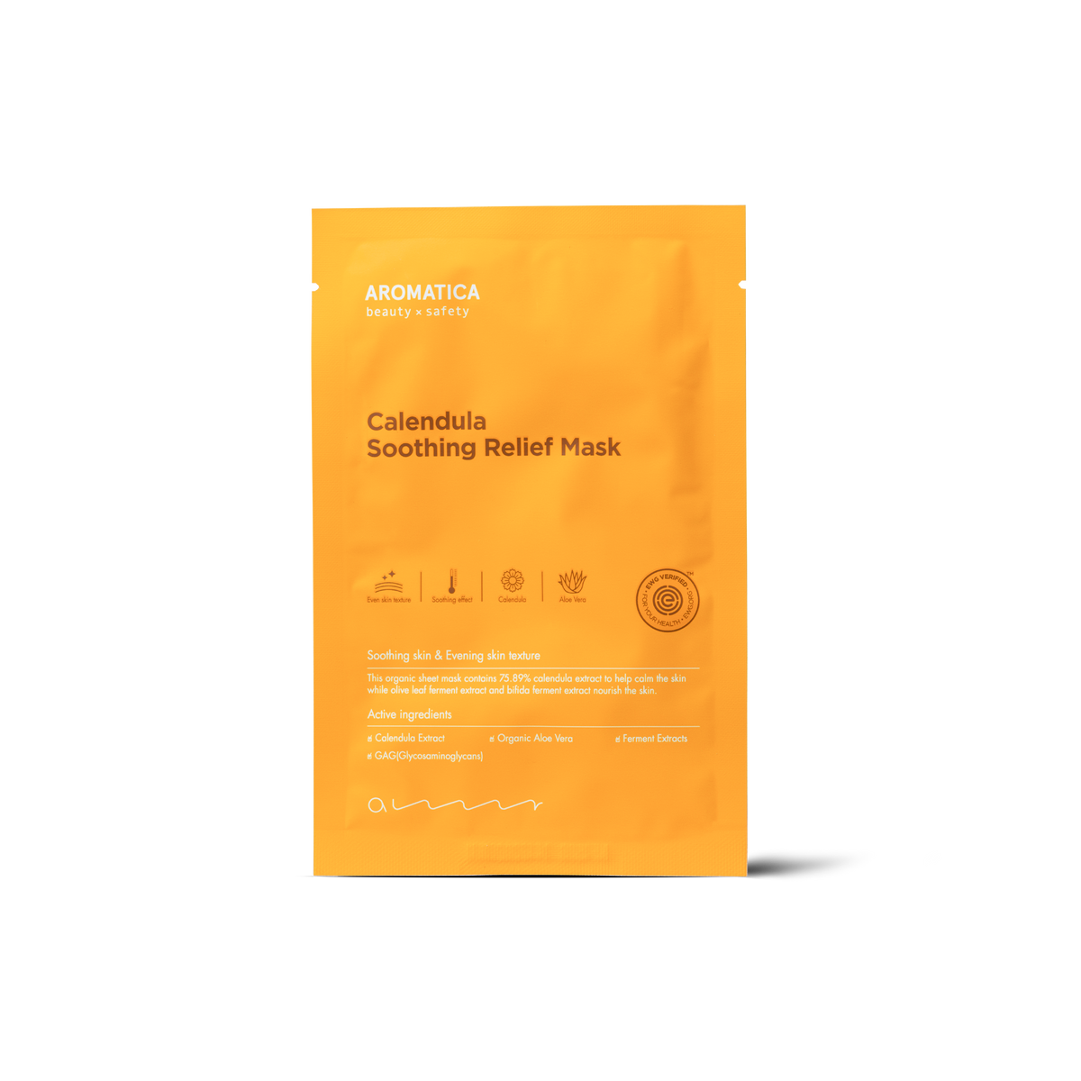 Calendula Soothing Relief Mask - 1 pc
