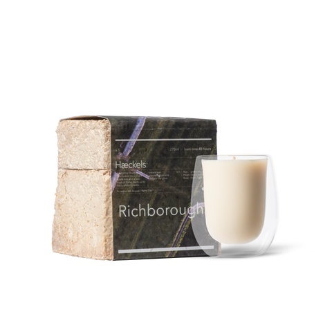 "Richborough 19' 51""E Candle (270 ml)"