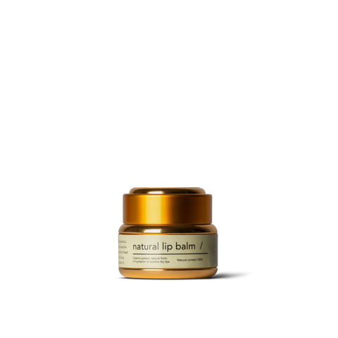 Natural Lip Balm (15 ml)