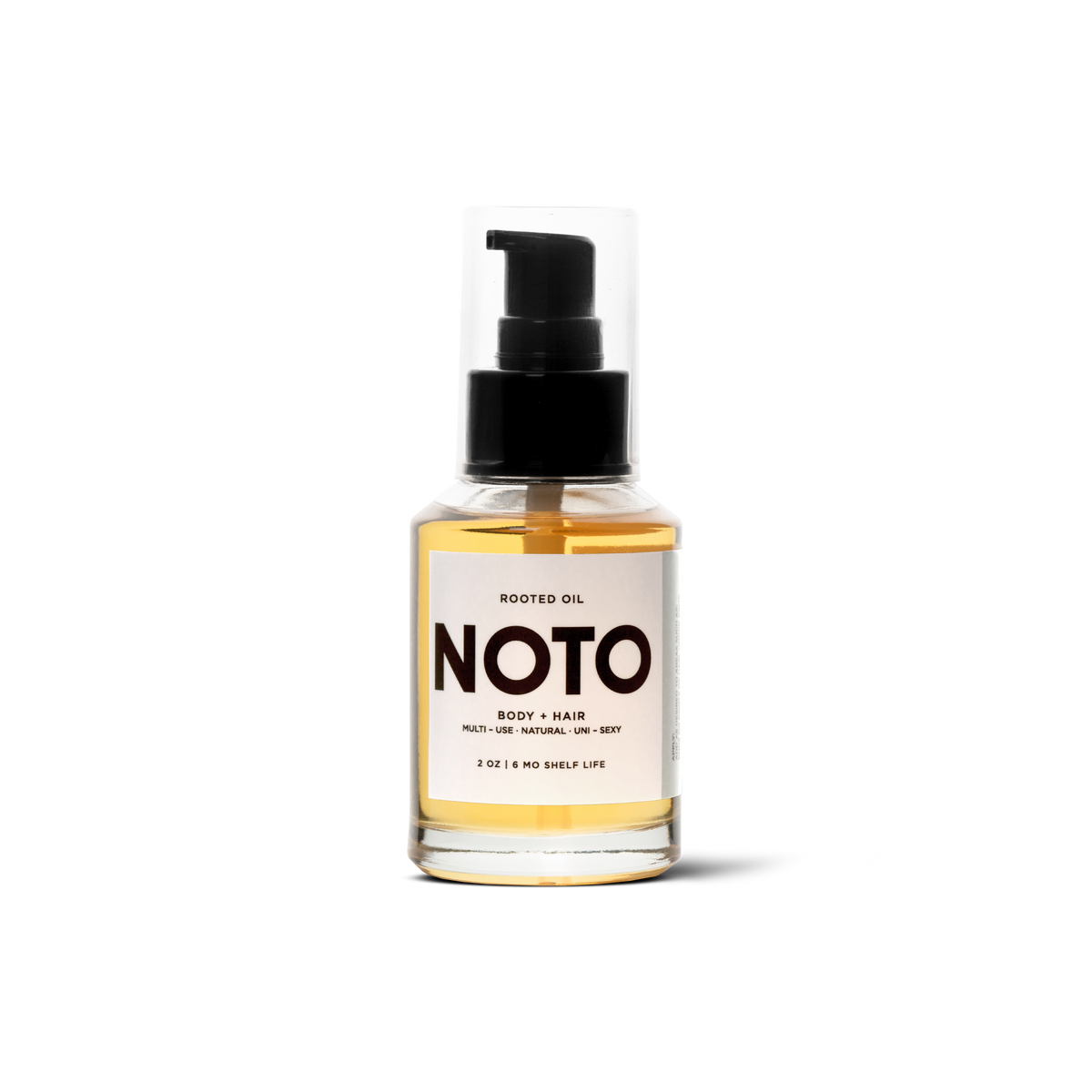 Rooted Oil (2 oz / 60 ml)