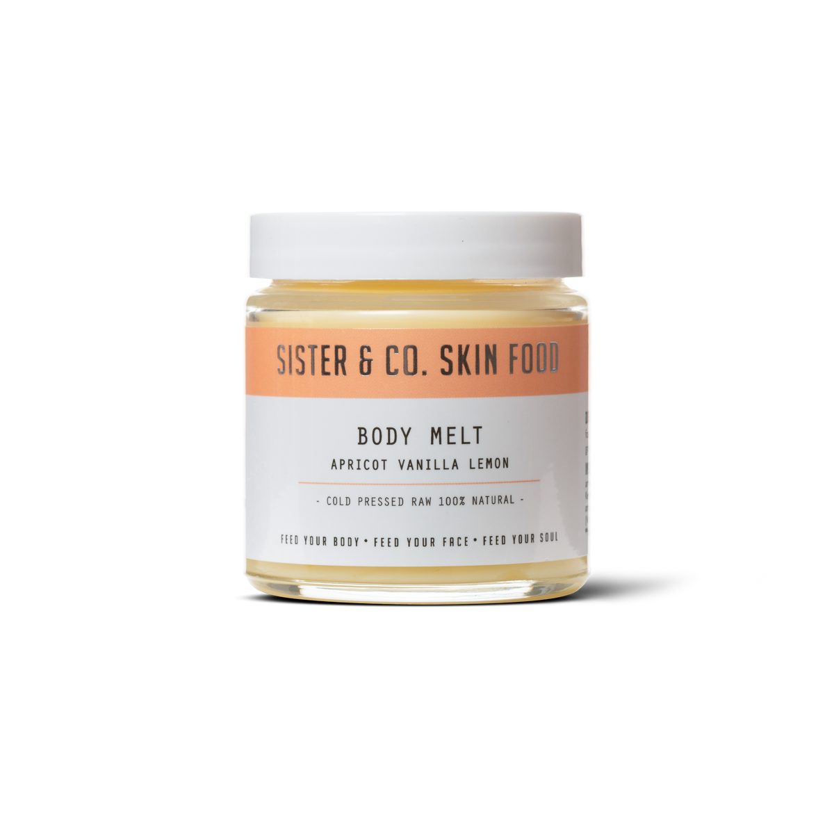 Body Melt Apricot/Vanilla/Lemon (100 ml)