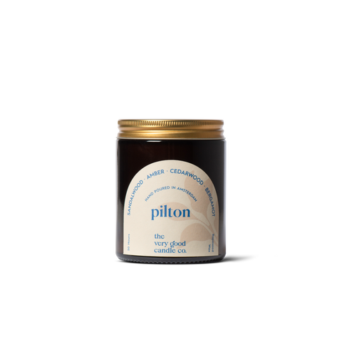 PILTON Candle Mid Size (170 ml 45-50 Hours)