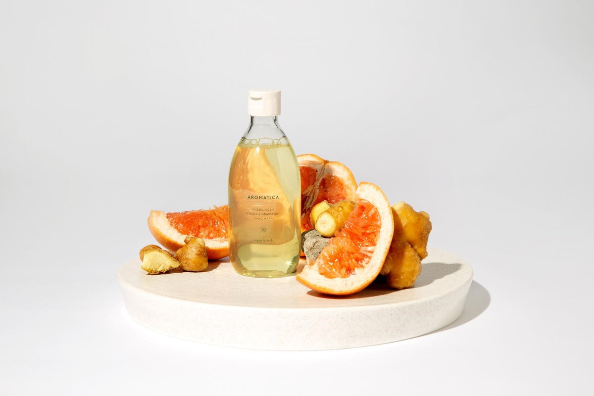 Ginger & Grapefruit Hand Wash (300 ml)
