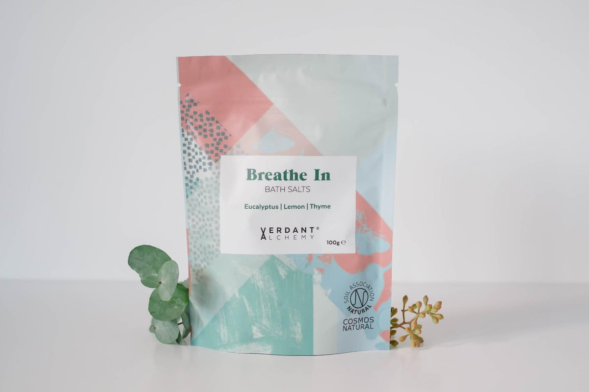 Breathe In bath salt (100 gr)