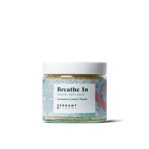 Breathe In bath salt (250 gr)