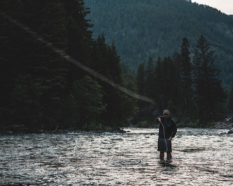 Montana is a mecca of outdoor activities, fly fishing being at the top of the list.