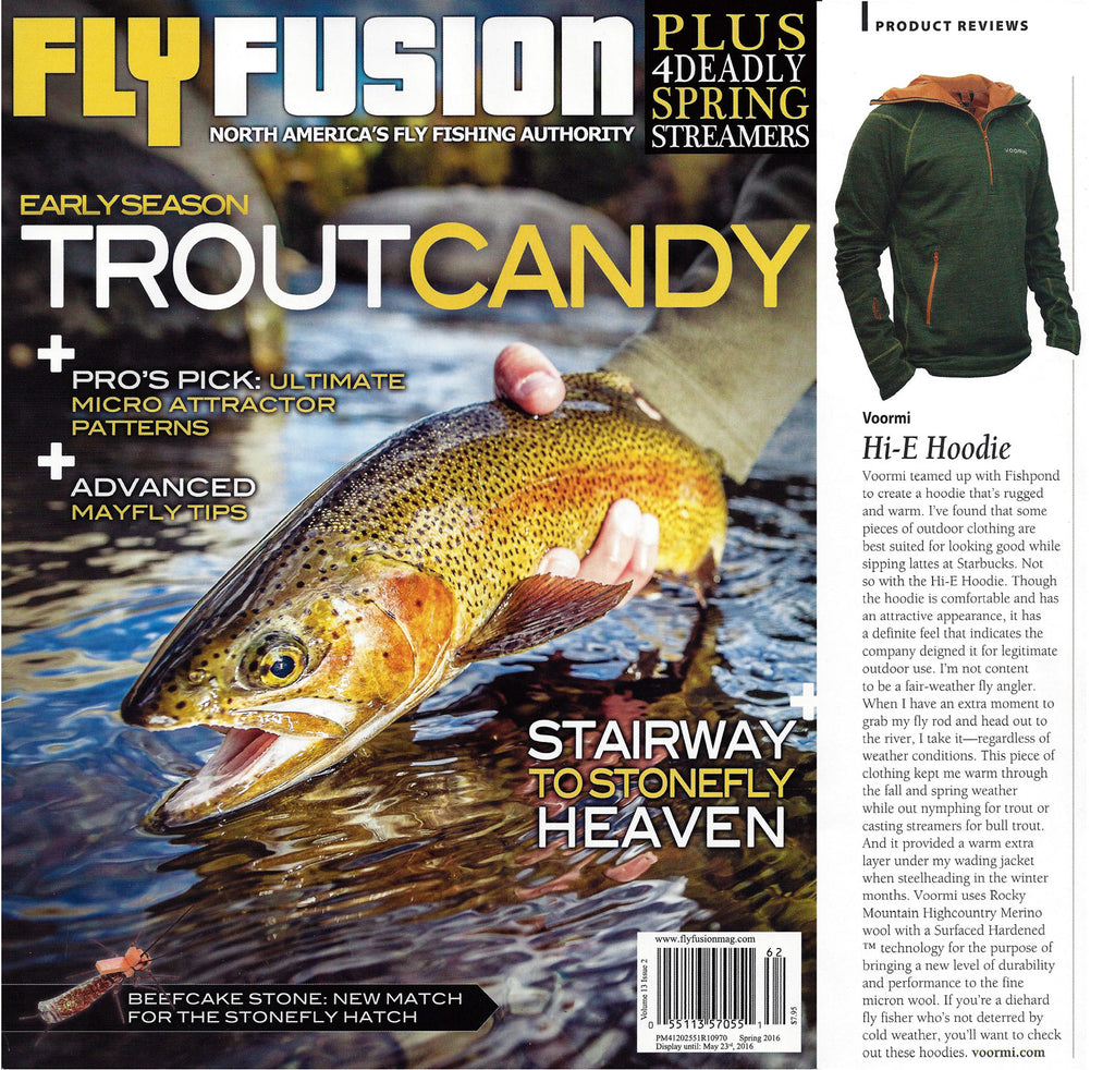 Fly Fishing Voormi Fishpond COLAB HighE