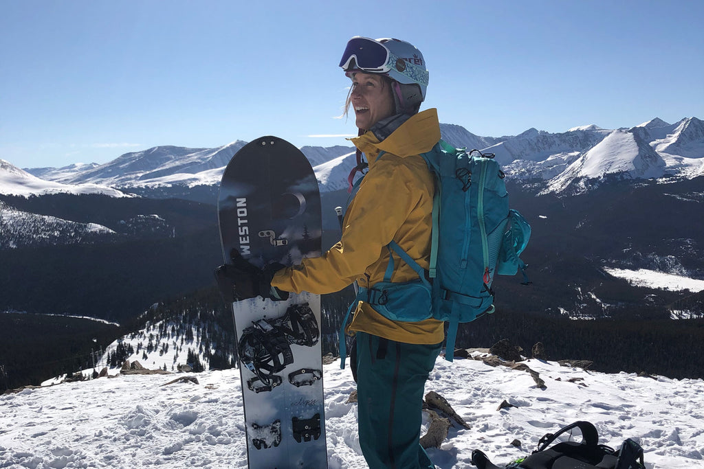 Splitboard pro tips from Breckenridge