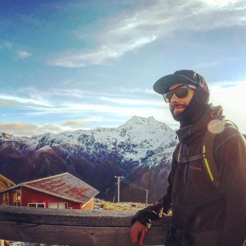 """I wear the High-E for just about everything - hiking, skiing, working, having a beer at the bar, you name it."" - Tim Hartmuller, PSIA-RM Cert 3 Ski Instructor, New Zealand"