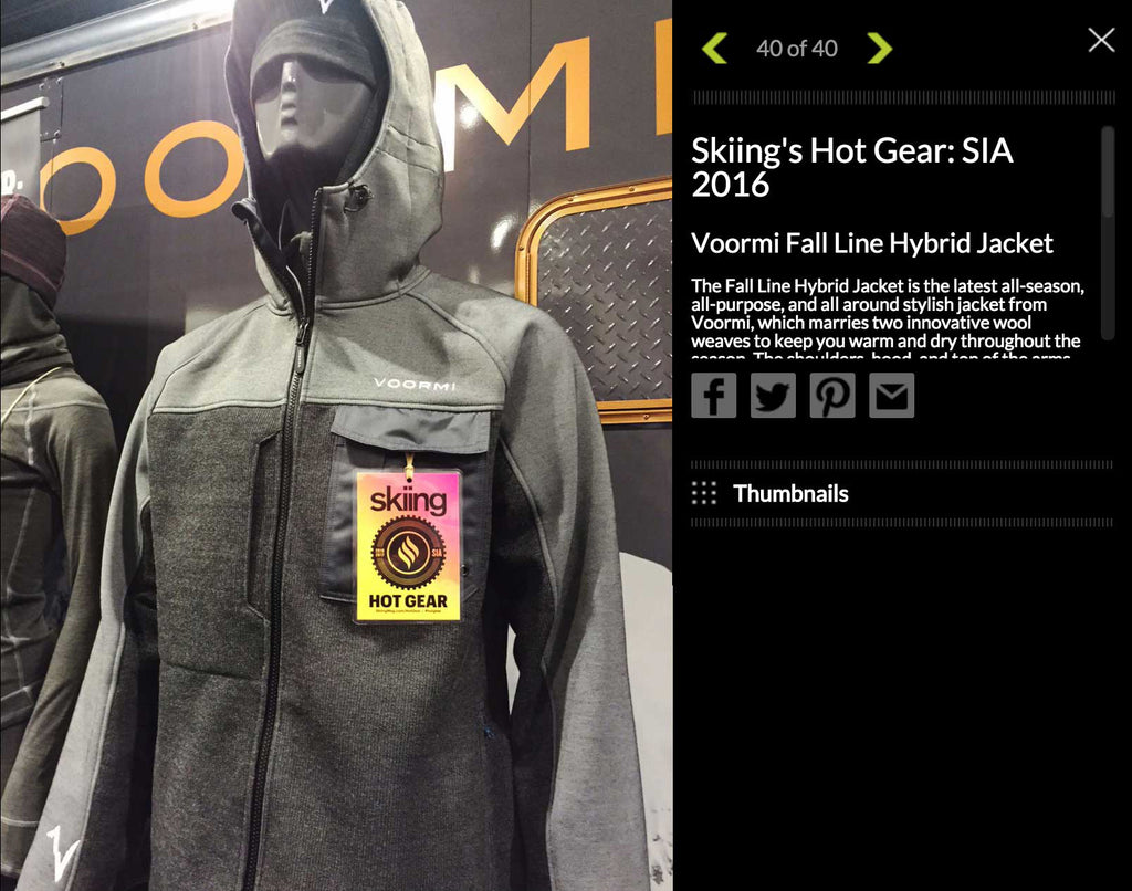 Fall Line Voormi Skiing SIA