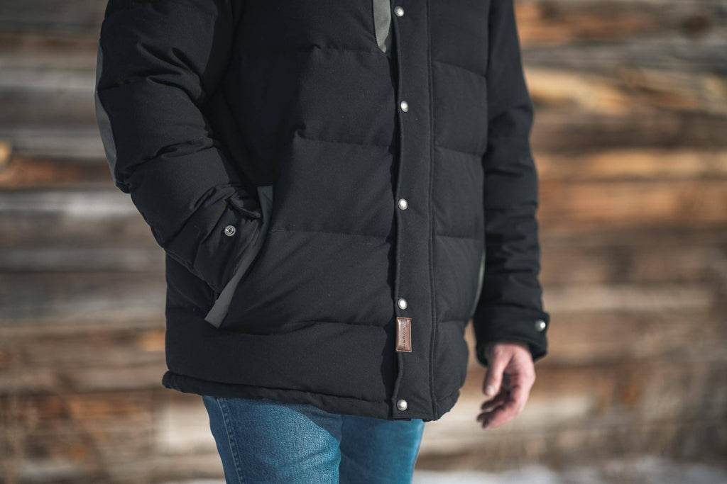 MEN'S WOLF CREEK PARKA