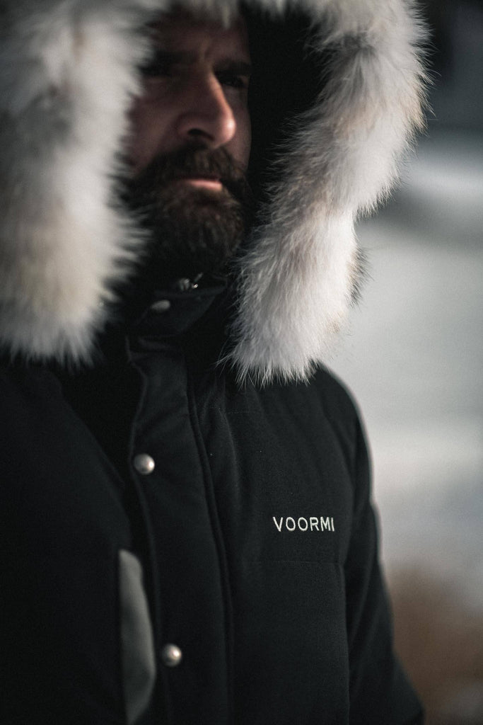 MEN'S WOLF CREEK PARKA (FUR TRIM)