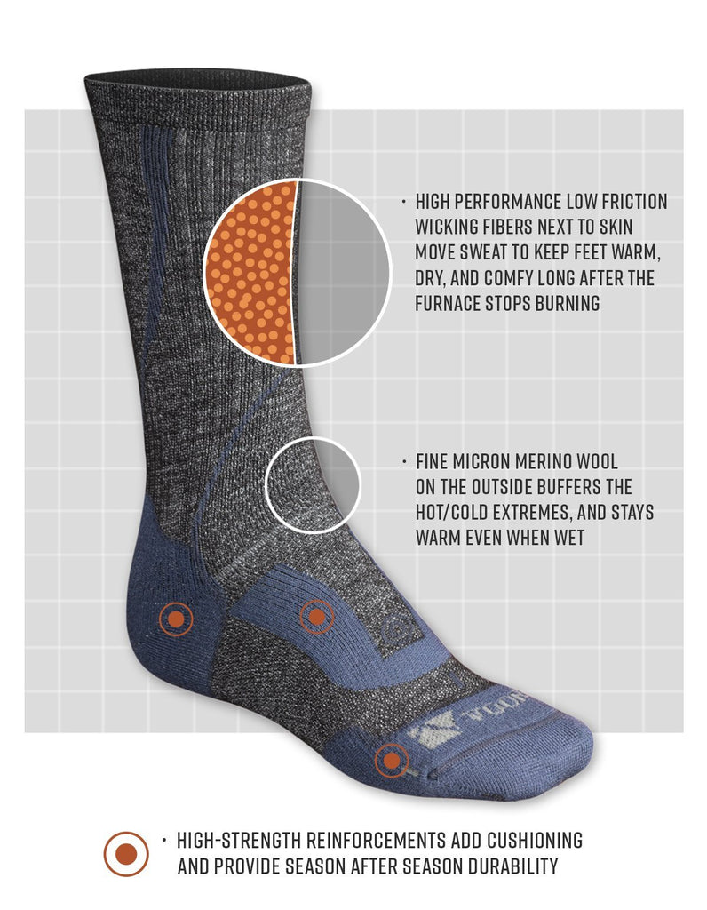 Accessories - LIGHT HIKE SOCK