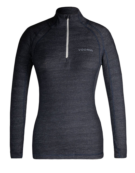 WOMEN'S 1/4 ZIP BASELAYER TOP