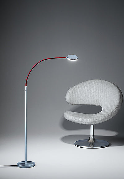 Flex LED Floor Lamp: HoltKötter's contemporary touch to modern lighting
