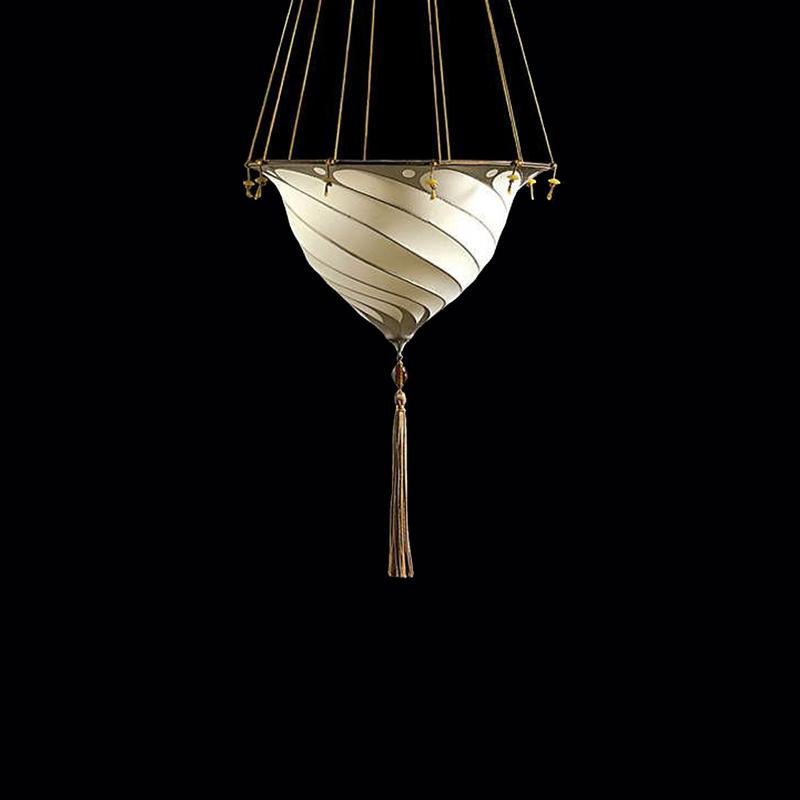 Samarkanda Ceiling, plain finish, venetia studium, fortuny lighting