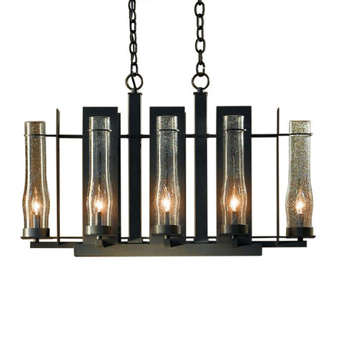 Exos Large Double Shade Pendant