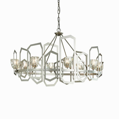 Aegis 7 Arm Chandelier