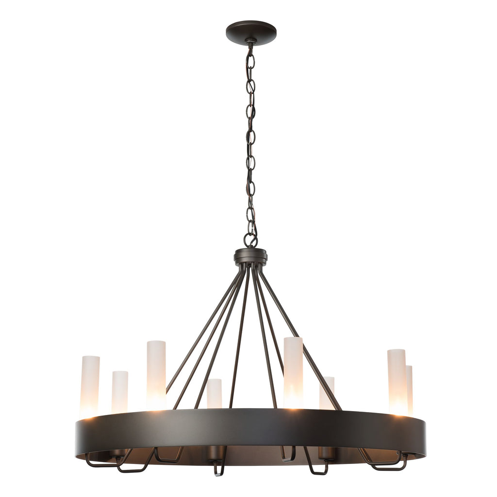 Banded Ring Chandelier