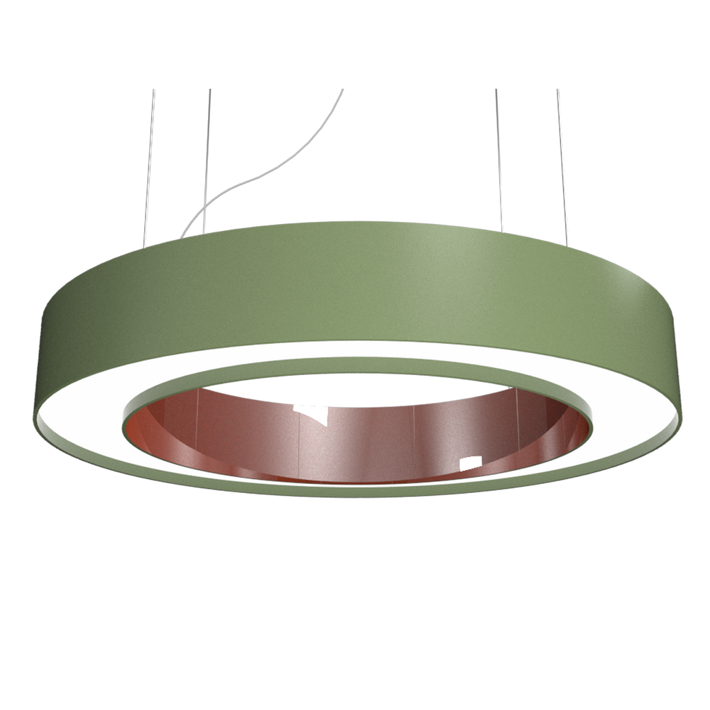Cylindrical Ring Pendant