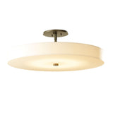 Disq Large LED Semi-Flush