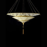 Scheherazade 3 tiers geometric, venetia studium, fortuny lighting