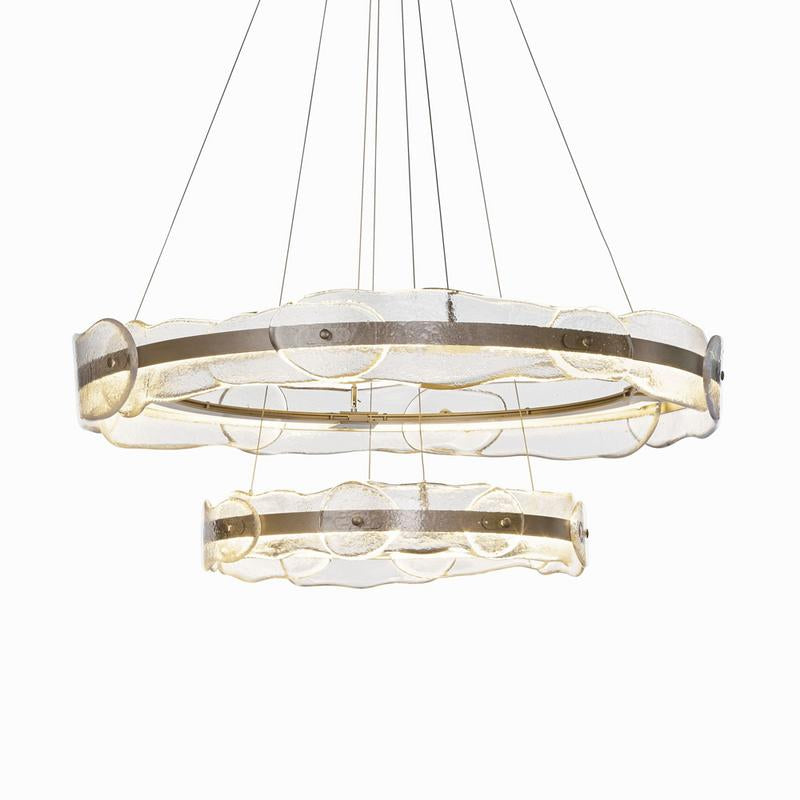 Solstice LED Tiered Pendant