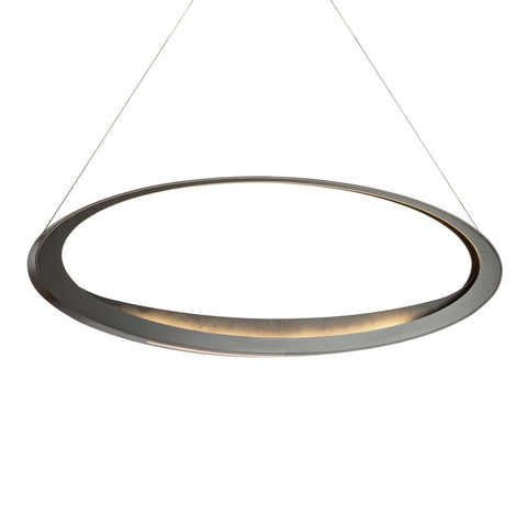 Exos Square Small Double Shade Pendant