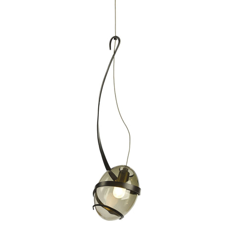 Exos Small Double Shade Pendant