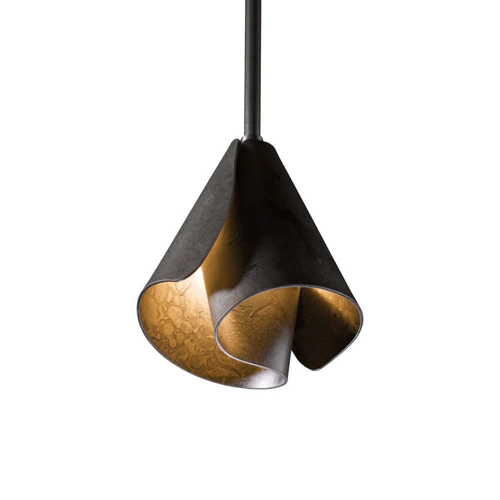 Mobius Steel Shade LED Mini Pendant