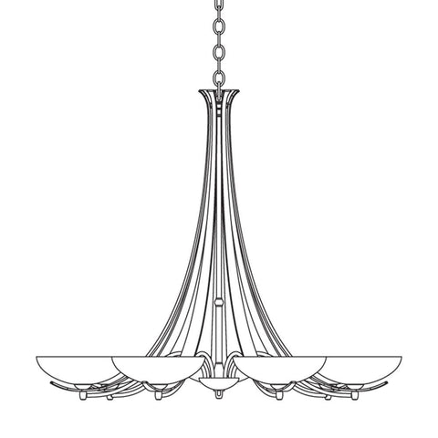 Euryale Small Chandelier