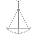 Compass Large Scale Pendant with chain