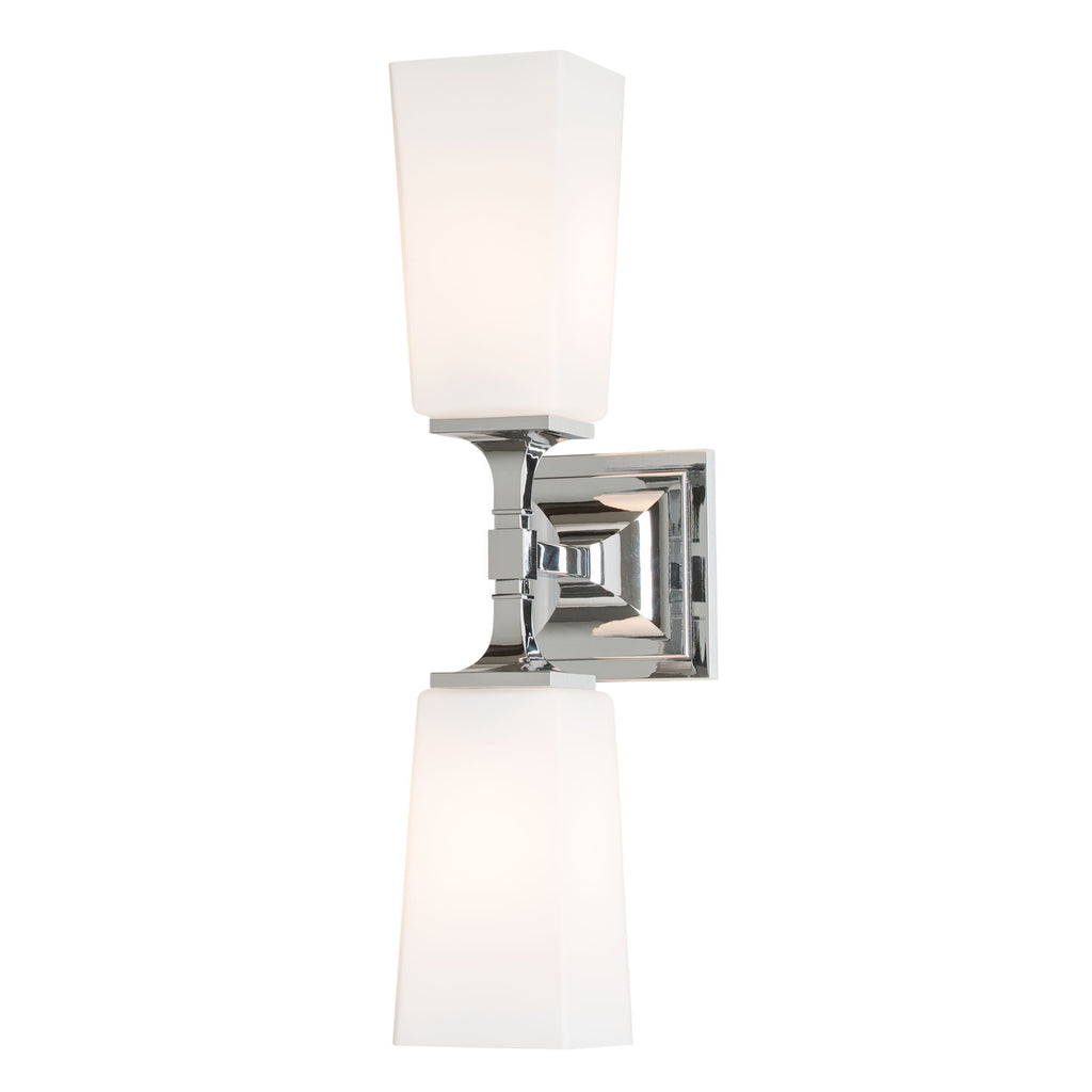 Bunker Hill 2 Light Sconce - Reflections