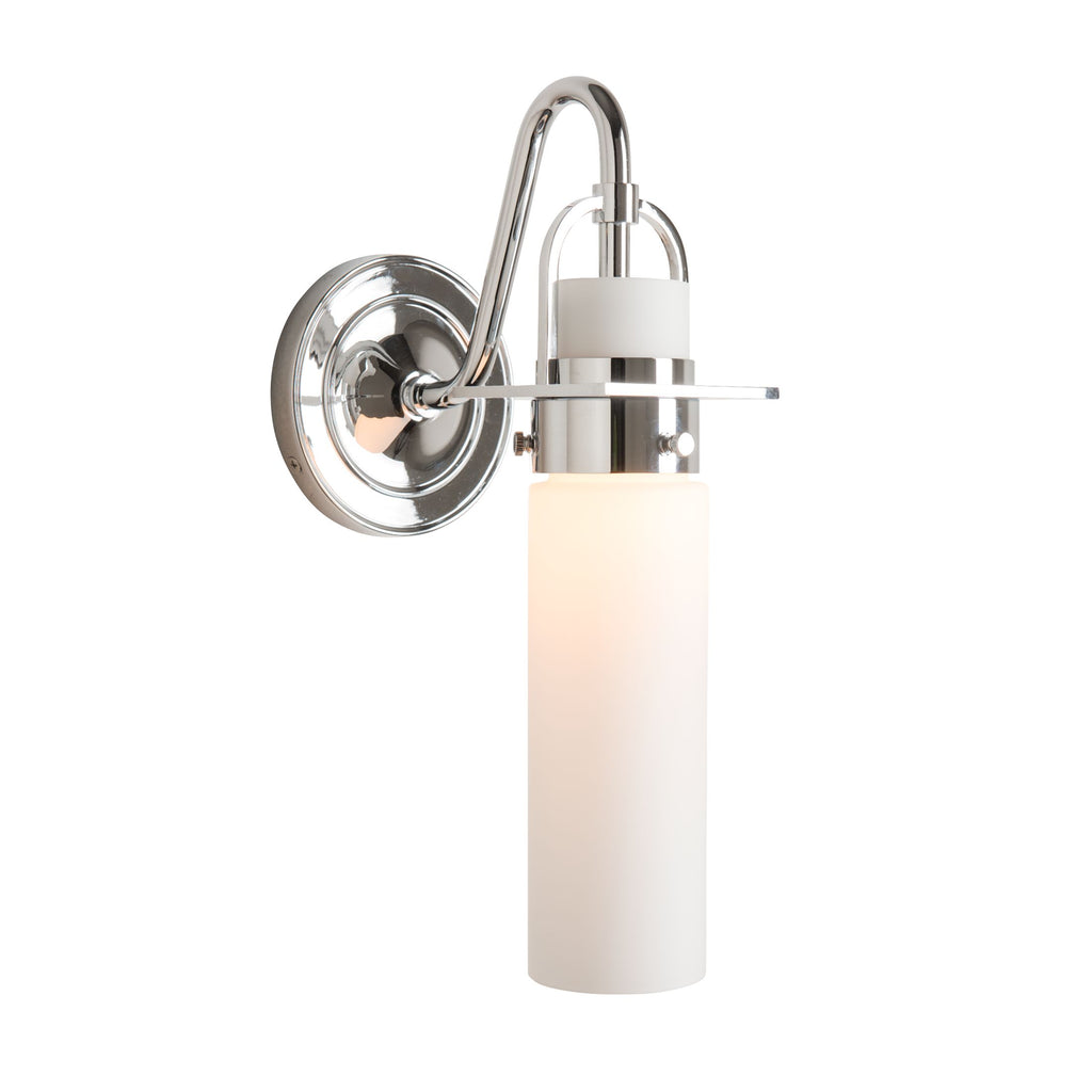 Castleton 1 Light Cylinder Sconce - Reflections