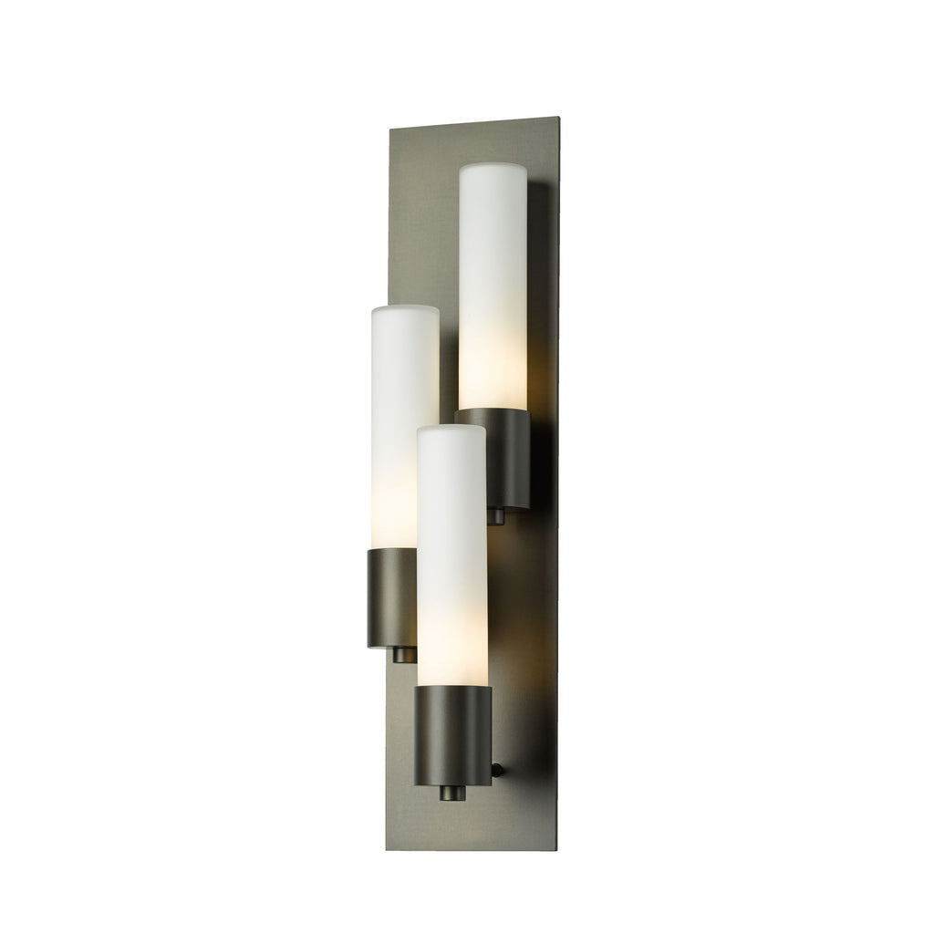 Pillar 3 Light Sconce Left