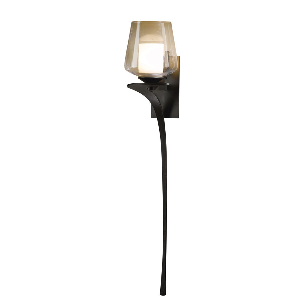 Antasia Double Glass 1 Light Sconce