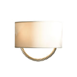 Cavo Sconce Fabric Shade