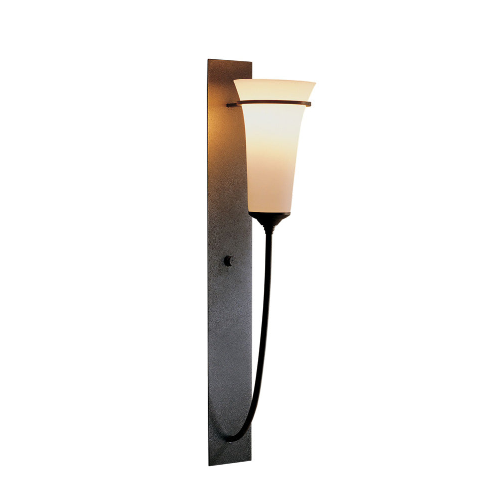 Banded Wall Torch Sconce