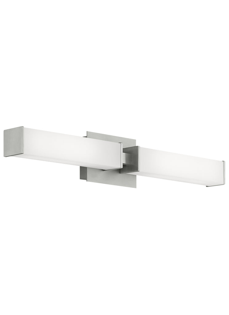 Alden Bath Satin Nickel - Tech Lighting