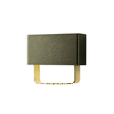 Quad Small LED Outdoor Sconce