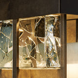 Shard Large LED Outdoor Sconce