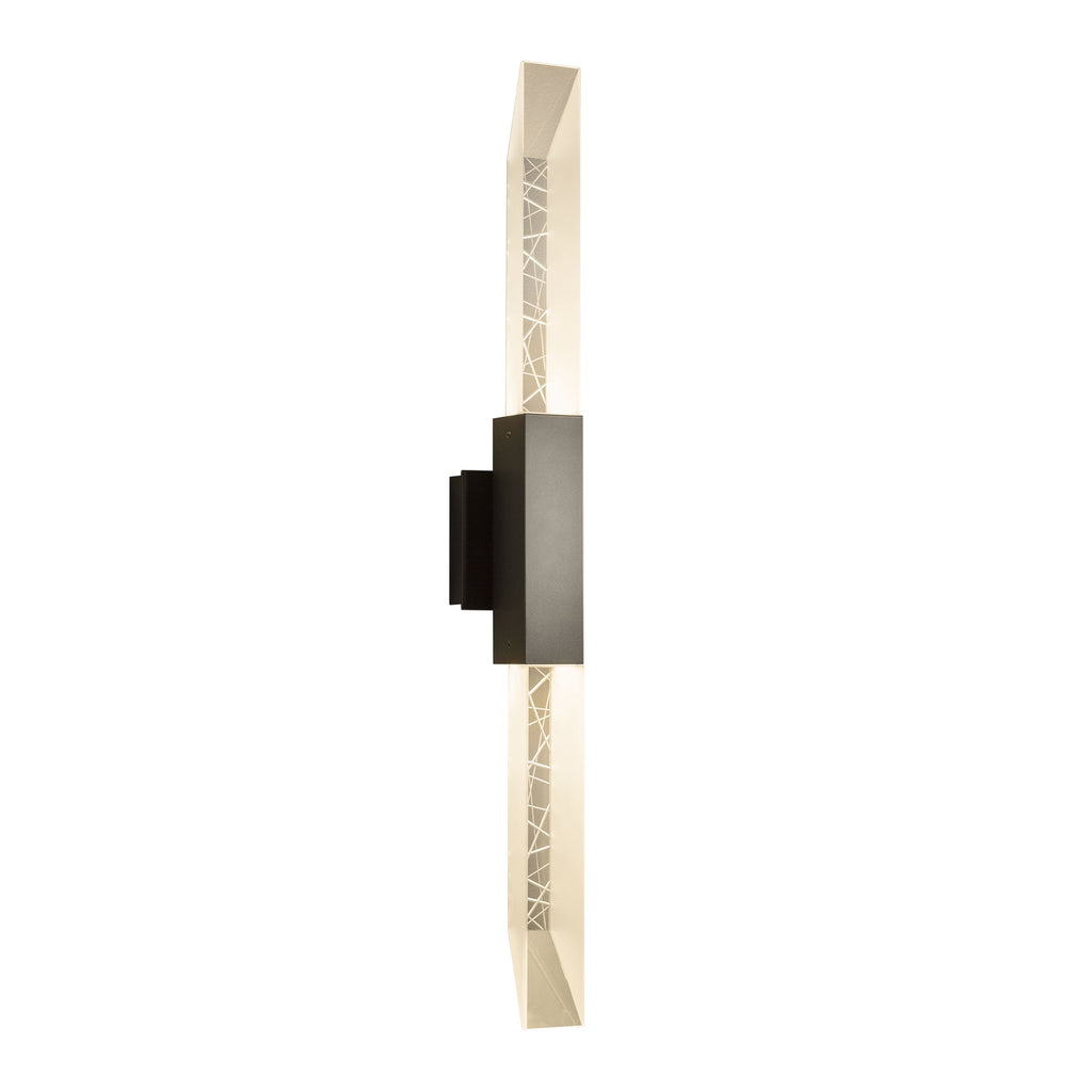 Refraction Large Outdoor Sconce