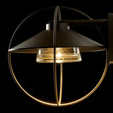 Halo Small Outdoor Sconce