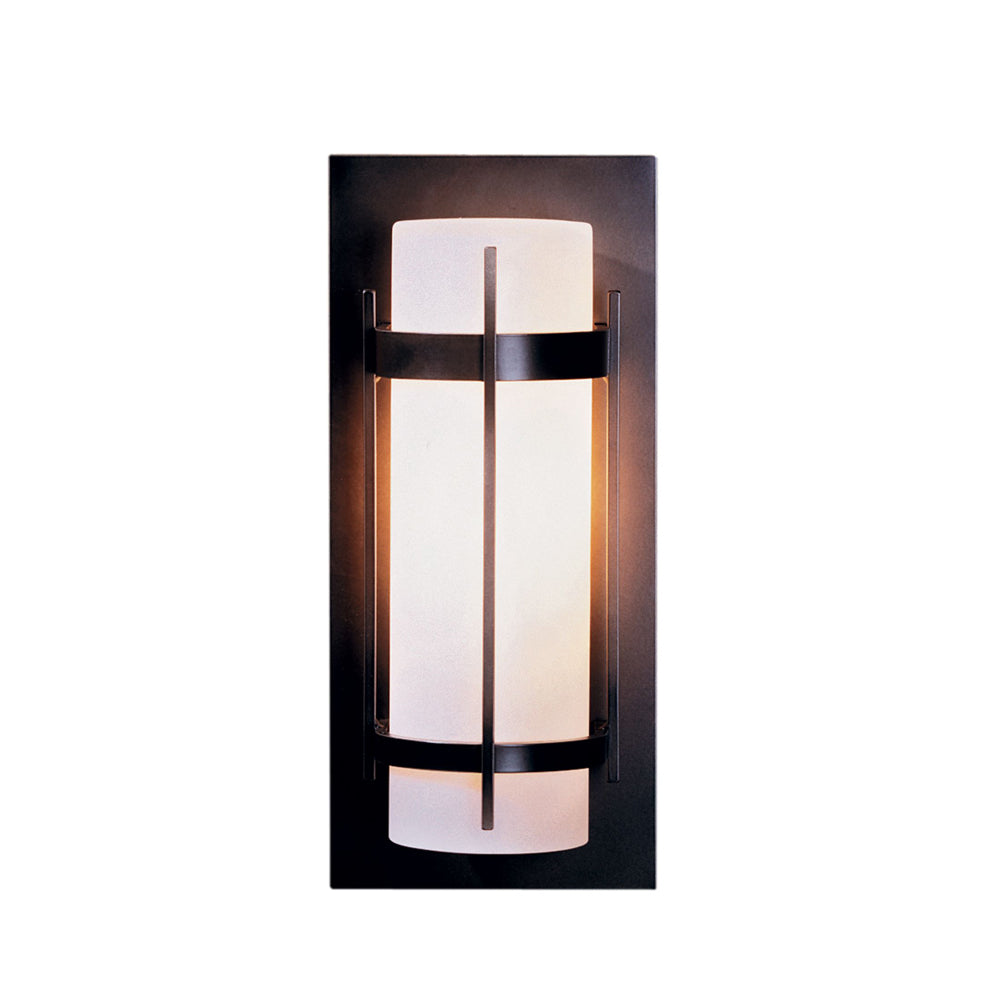 Banded Outdoor Sconce