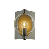 Pluto Small Outdoor Sconce