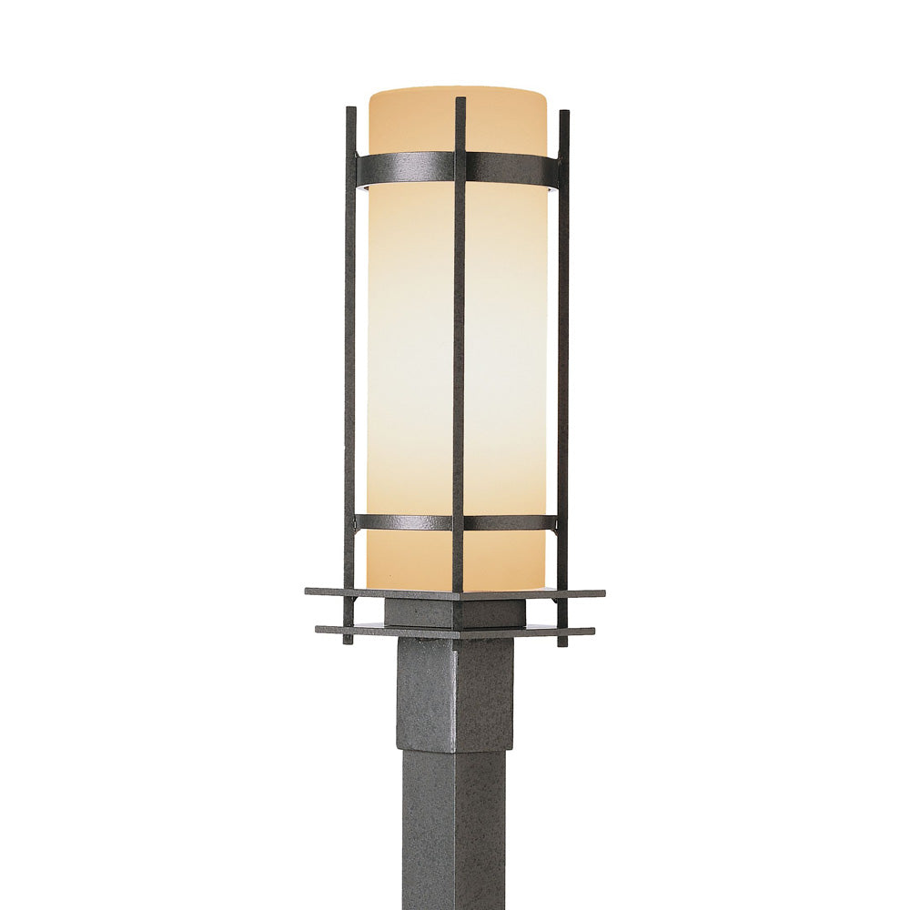 Banded Outdoor Post Light