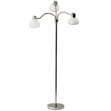 Adesso Presley 3-Arm Floor Lamp