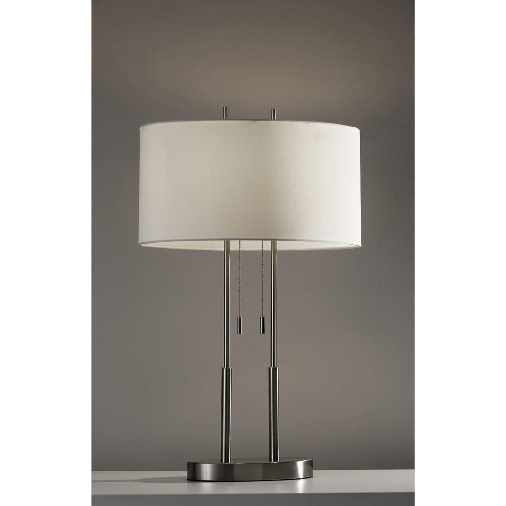 Adesso Duet Table Lamp